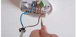 How to Change a Light Fitting