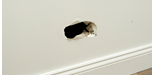 How to Repair a Hole in Drywall