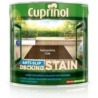 Cuprinol  Ultra Tough Deck Stain - 2.5 Litre