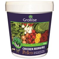 Bord na Móna Growise Chicken Manure Pellets - 10kg