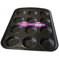 Just Cook  Deep Bun Tray - 12 Cups