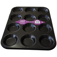 Just Cook  Bun Tray - 12 Cups