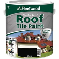 Fleetwood Weather Guard Roof Paint Colours - 5 Litre