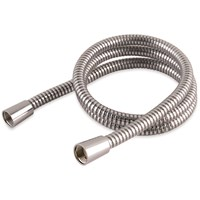 Aquatora  Hi-Flow PVC Shower Hose - Chrome