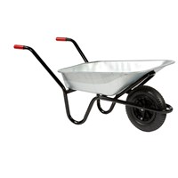 Moyfab  Galvanised Wheelbarrow - 85 Litre