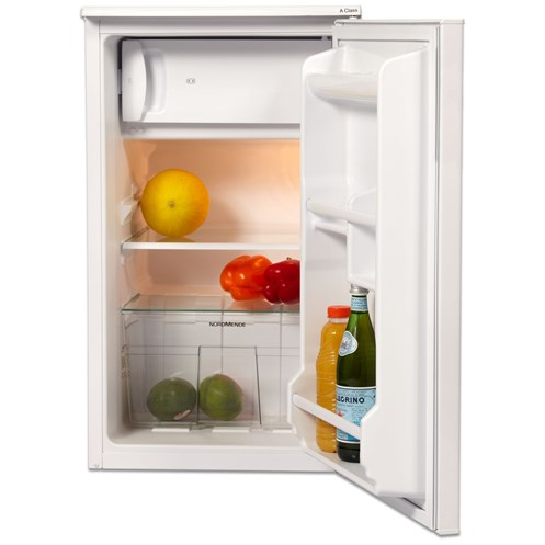 NordMende  Freestanding Under Counter Fridge with Ice Box - 73 Litre