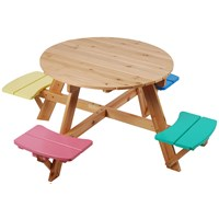 Courtyard  Gather Round Junior Picnic Table