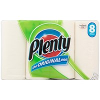 Plenty  The Original One Kitchen Towel - 8 Rolls