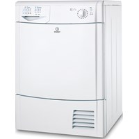 Indesit  White Tumble Dryer - IDC85