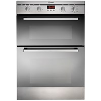 Indesit  Stainless Steel Double Oven - FIMDE23IXS